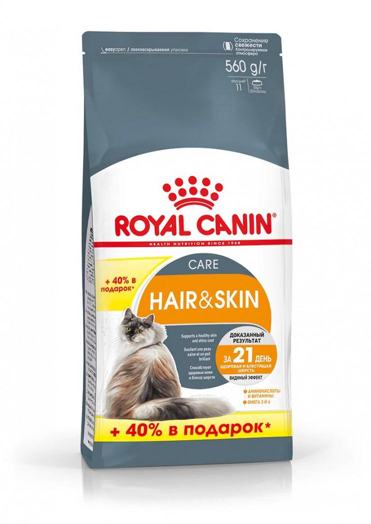 Корм royal canin support skin